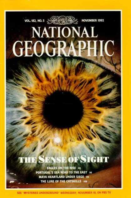 《国家地理》杂志封面124年演进史(3) - 设计之家
