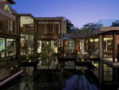 印度庭院别墅豪宅
