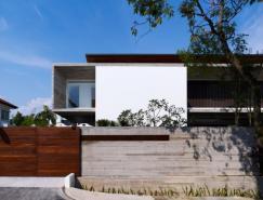 新加坡Mhouse别墅设计