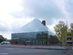 荷兰Spijkenisse书山图书馆(BookMountainLibr