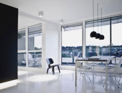 哥本哈根极简风格公寓设计