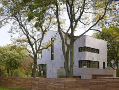芝加哥湖滨大道现代别墅设计