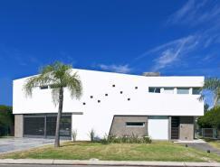 阿根廷HouseV别墅设计