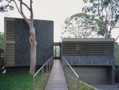 悉尼Balmoral现代别墅设计