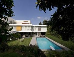 墨西哥CasaOcéano别墅设计