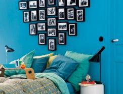 10个漂亮的照片墙设计