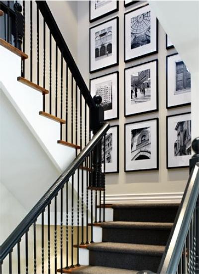 10个漂亮的照片墙设计图片