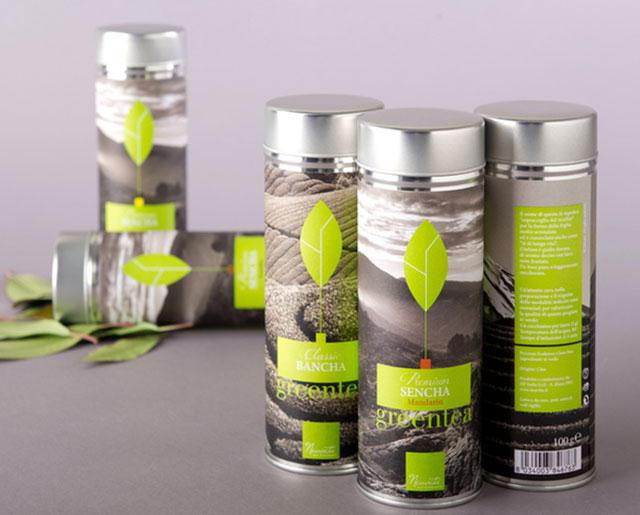 50例国外茶叶和咖啡包装设计