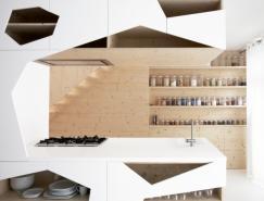 国外开放式厨房空间设计