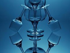 俄羅斯IrinaFurashova驚人的玻璃器皿攝影