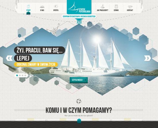 35个国外漂亮的网站设计欣赏(2)