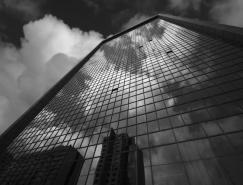 JoshAdamski黑白建筑摄影