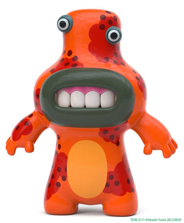可爱的玩具公仔设计(2)