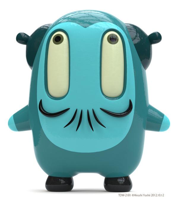 可爱的玩具公仔设计(3)