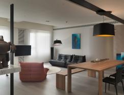 WCHInterior:台湾简约风格公寓设计