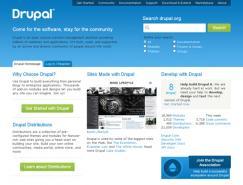 漂亮的蓝色网站设计欣赏