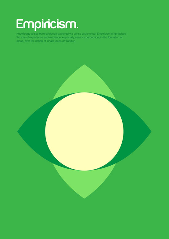 genis carreras极简风格海报设计(2)