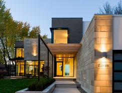 OttawaRiver别墅设计