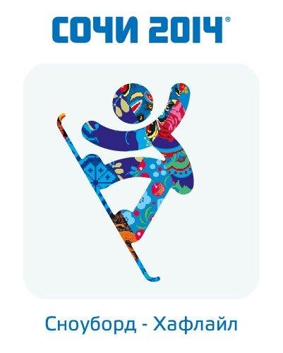 2014年索契冬季奥运会图标发布(2)