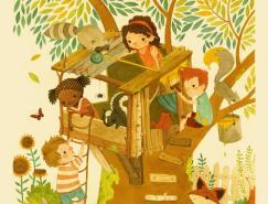 TeaganWhite:可爱的儿童图书