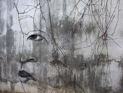MunizGonzaga创意街头涂鸦艺