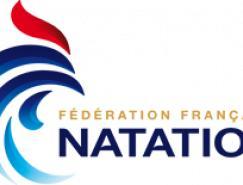 法国游泳协会新标志