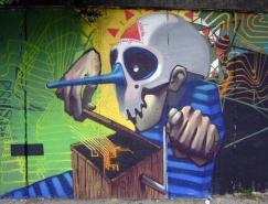 波蘭PrzemekBlejzyk街頭藝術作品