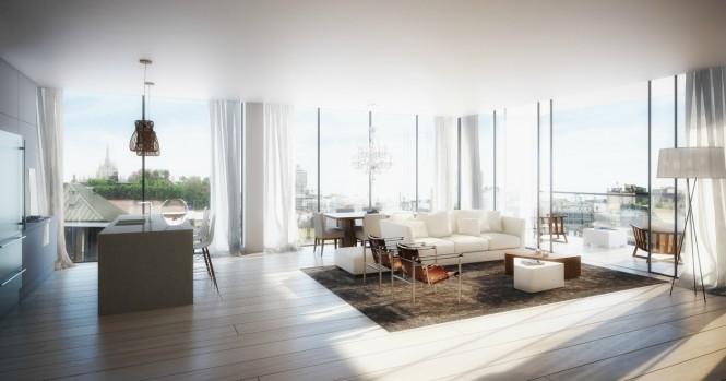 Pure Render三维室内效果图欣赏 设计之家