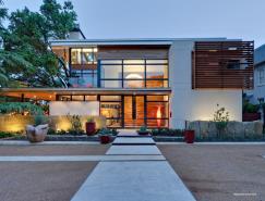 达拉斯CaruthBoulevard住宅设计