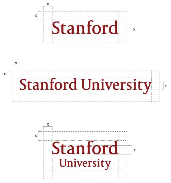 斯坦福大学更换文字LOGO图片