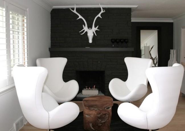 雅各布森经典设计作品:蛋椅