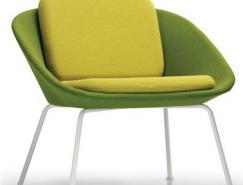 DavidFox:简约的Dishy椅子设计