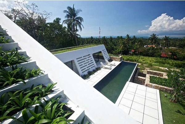 泰国苏梅岛aqualina豪华度假别墅