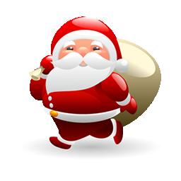 圣诞老人图片下载