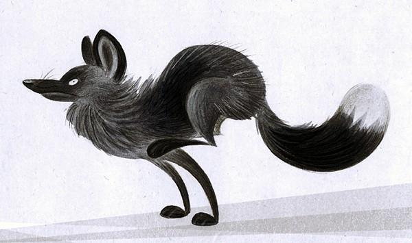 德国skia动物插画欣赏(2)