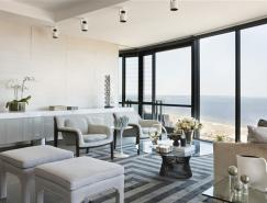 波光粼粼的墨尔本海景公寓