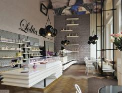 漂亮的颜色和纹理:斯洛文尼亚洛丽塔(Lolita)咖啡
