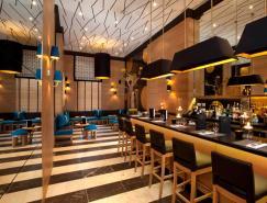 蘇格蘭愛丁堡TheHonours餐廳設計