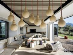 南非Barefoot豪华别墅设计