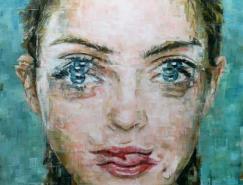 HardingMeyer肖像油画作品