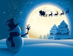 20款漂�I亮的圣诞节主题壁纸