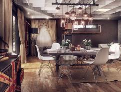经典和现代的结合:罗马尼亚现代住宅设
