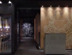 Golucci作品:北京松本楼日式餐厅