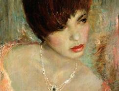 俄罗斯艺术家VladimirMukhin油画作品欣赏