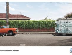 广告欣赏:大众自动泊车系统