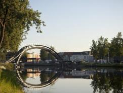 荷兰melkwegbridge桥梁设计