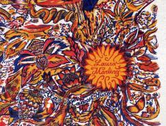 25款国外唱片封面设计欣赏