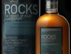 10款漂亮的威士忌酒包裝設計