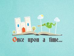 标志设计元素运用实例:城堡