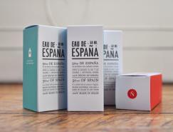 西班牙EaudeEspana香水包裝設計